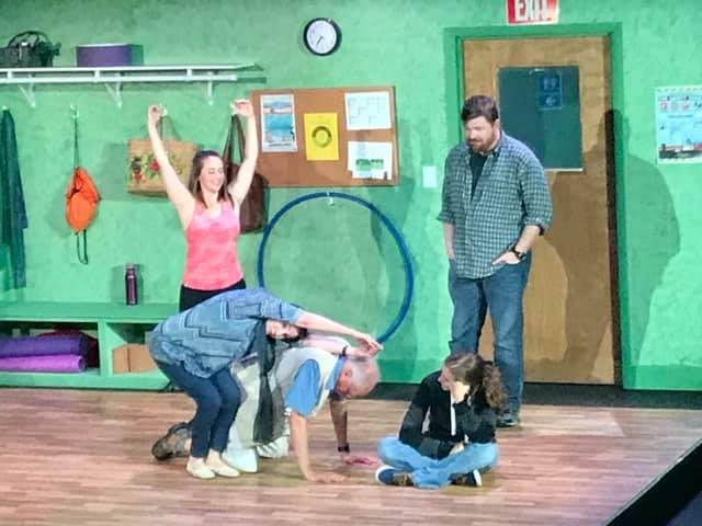 Theatre Therapy – Processing through Performing