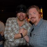 Josh and Toby Keith